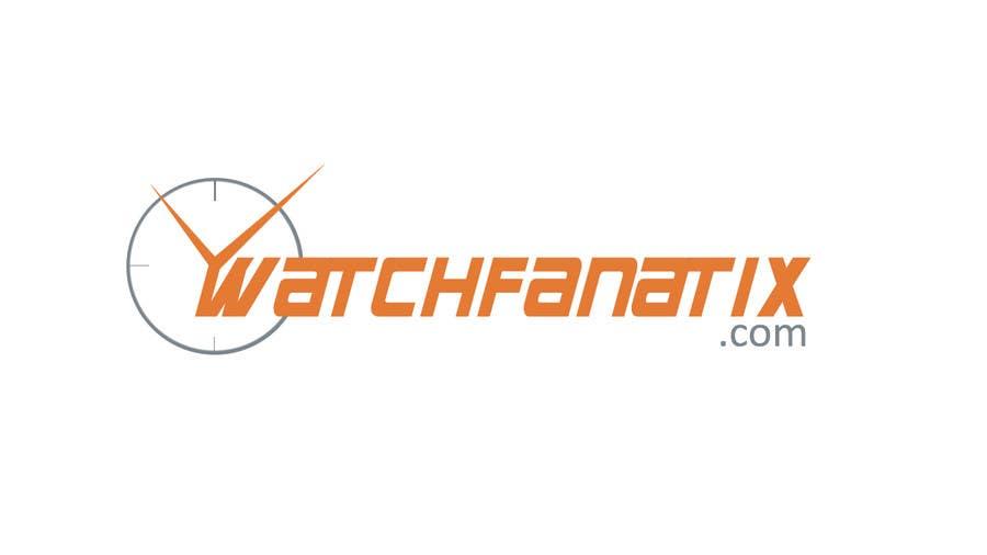 #32 for Design a Logo for watchfanatix.com by saddamkhan1919