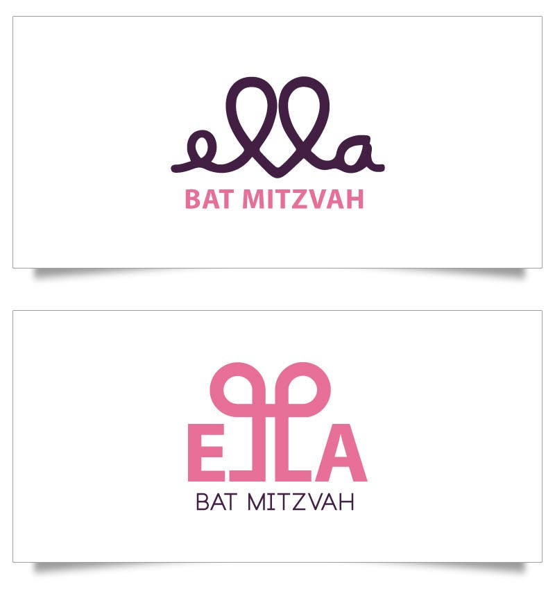 #52 for Design a Logo for my daughter's bat mitzvah by aash1010