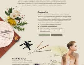 happyweekend tarafından Design a Website Mockup For an Acupuncture Clinic için no 6