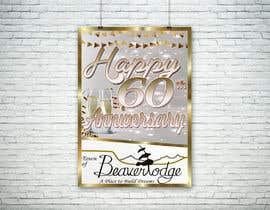Nro 26 kilpailuun 60th anniversary celebration käyttäjältä cristinaa14