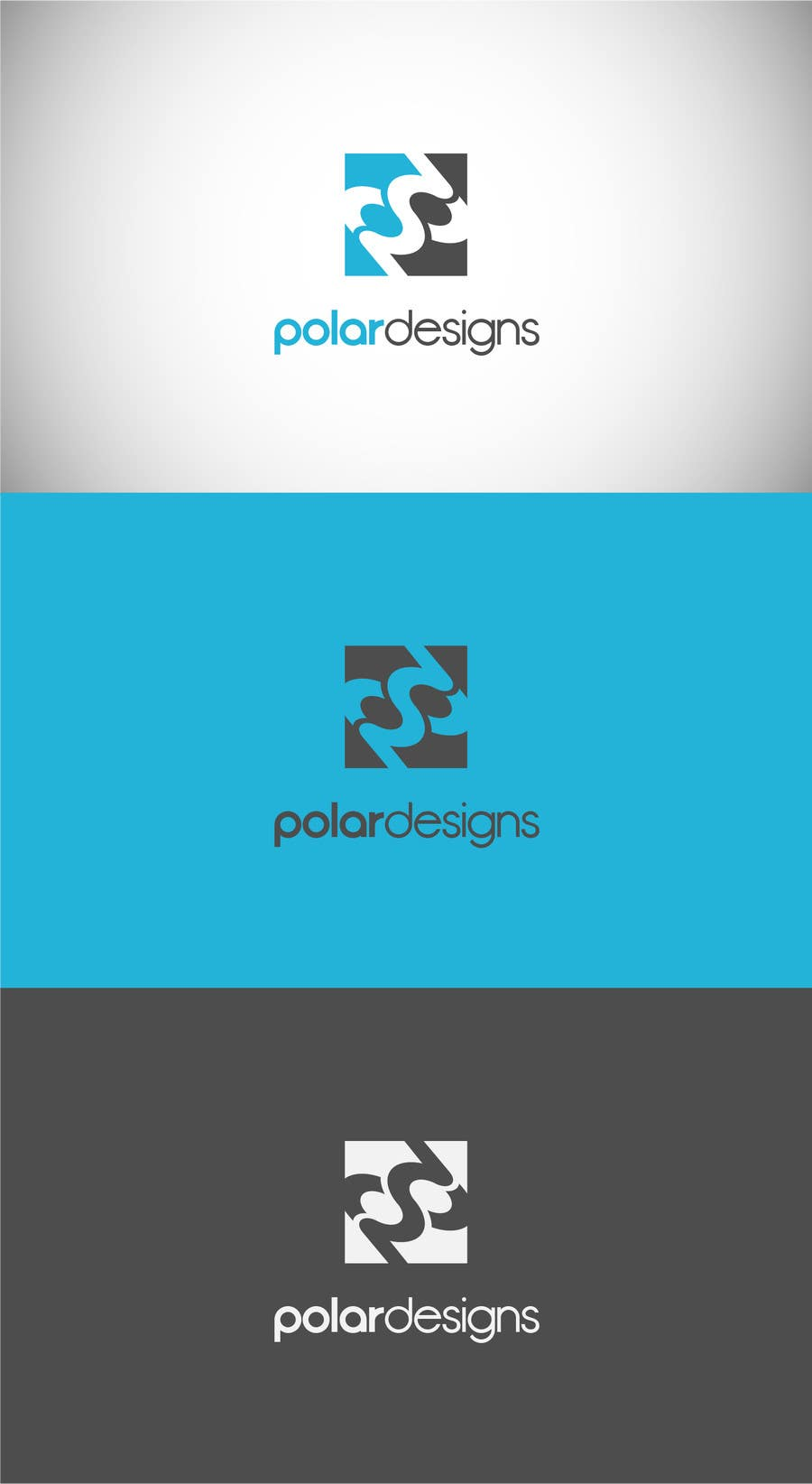#78 for Design a Logo for Polar Designs by pkapil
