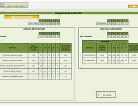 #30 untuk Excel graphical artist needed to beautify some Excel sheets :) oleh kamisjava