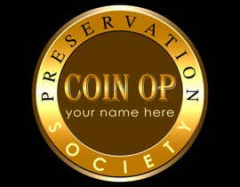 nº 13 pour Design a Logo for Coin Op Preservation Society par Precioussco