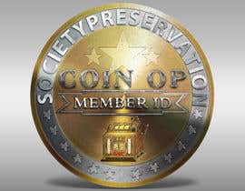 nº 19 pour Design a Logo for Coin Op Preservation Society par bsfromania