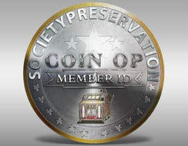 nº 20 pour Design a Logo for Coin Op Preservation Society par bsfromania