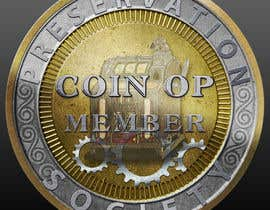 nº 28 pour Design a Logo for Coin Op Preservation Society par bsfromania