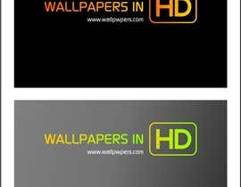 #16 for Design Logo for 6 Wallpaper Websites by lanangali