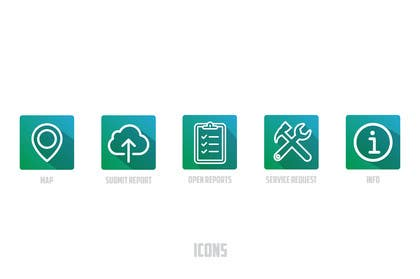 MFaizDesigner tarafından Logo, icons and branding for mobile and web platform için no 25