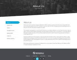 syrwebdevelopmen tarafından Website redesing için no 47