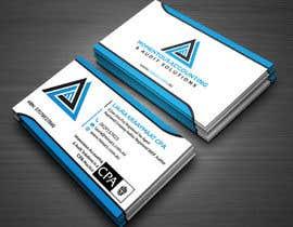 Nro 35 kilpailuun Business card & letterhead design - existing logo käyttäjältä atikul4you