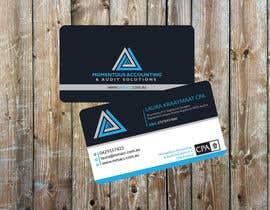 Nro 59 kilpailuun Business card & letterhead design - existing logo käyttäjältä mamun1236943