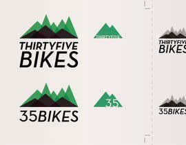 nº 23 pour Design a logo & icon for 35 bikes par RobinPalleis
