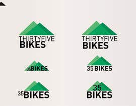 #46 para Design a logo & icon for 35 bikes por RobinPalleis