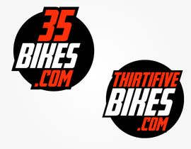 nº 64 pour Design a logo & icon for 35 bikes par nixRa