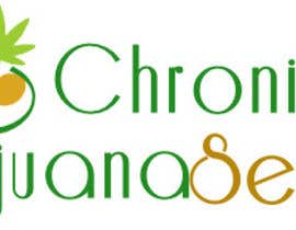 #9 para Design a Logo for Chronic Marijuana Seeds por elena13vw
