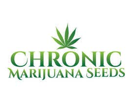 #5 untuk Design a Logo for Chronic Marijuana Seeds oleh dclary2008