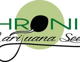 #10 para Design a Logo for Chronic Marijuana Seeds por cesarebotti