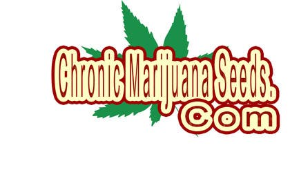 #12 for Design a Logo for Chronic Marijuana Seeds af elfiword
