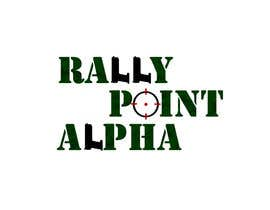 nº 46 pour Logo Design for Rally Point Alpha par dragonarm