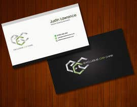 #95 untuk Design some Business Cards for Exclusive Car Care oleh maheshjob