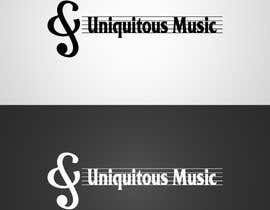 #9 for Design a Logo for Uniquitous Music by IamGot