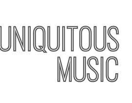 #30 para Design a Logo for Uniquitous Music por radicalzinc