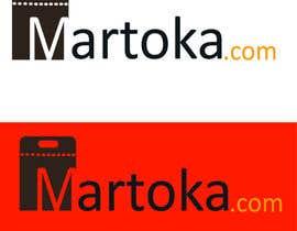 nº 12 pour Logo design for  Martoka.com par mdsipankhan22