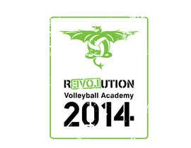 #6 for Volleyball T shirts in Corel draw by piligasparini