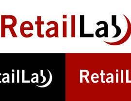 """Nro 23 kilpailuun Diseño de Logo """"RetailLab"""" käyttäjältä miguelfirewolf"""