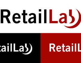"""#25 untuk Diseño de Logo """"RetailLab"""" oleh miguelfirewolf"""