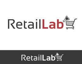 """Nro 5 kilpailuun Diseño de Logo """"RetailLab"""" käyttäjältä uywork"""