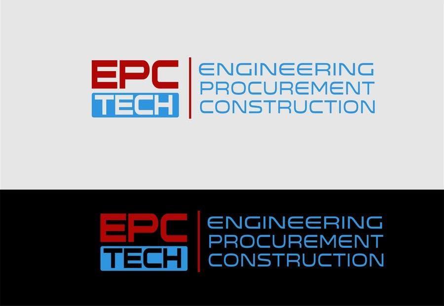 Kilpailutyö #50 kilpailussa Design a Logo for EPC TECH 1