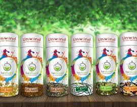 Nro 70 kilpailuun Design print packaging for herbal tea brand käyttäjältä rashidabegumng