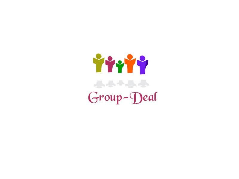 Penyertaan Peraduan #45 untuk Design a Logo for Group Deal