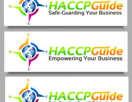 "#277 pentru Logo Design for company named ""HACCP Guide"" de către patrickpamittan"