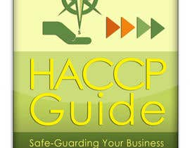 "#200 para Logo Design for company named ""HACCP Guide"" por roelworks"