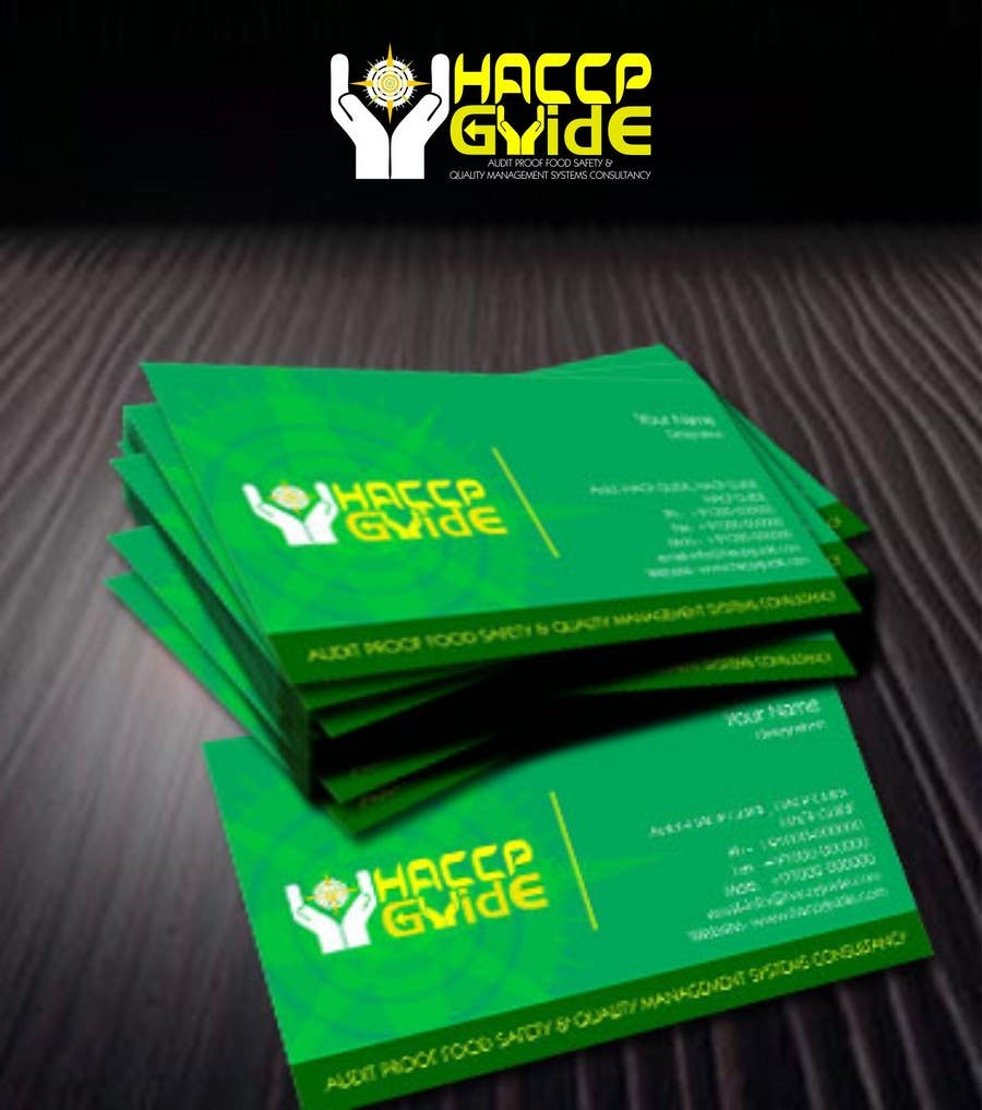 """Bài tham dự cuộc thi #                                        114                                      cho                                         Logo Design for company named """"HACCP Guide"""""""