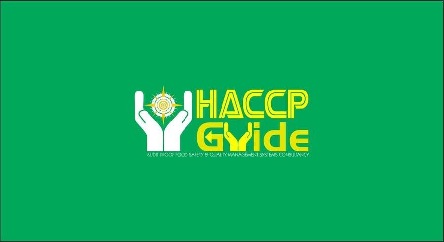 """Bài tham dự cuộc thi #                                        107                                      cho                                         Logo Design for company named """"HACCP Guide"""""""