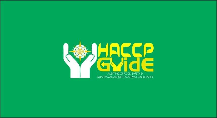 """Bài tham dự cuộc thi #                                        110                                      cho                                         Logo Design for company named """"HACCP Guide"""""""