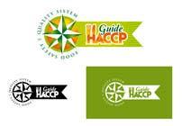 "Graphic Design Kilpailutyö #133 kilpailuun Logo Design for company named ""HACCP Guide"""