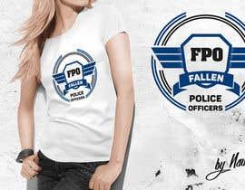 Nro 10 kilpailuun Police Supporter Flag/Graphic Design käyttäjältä Naumovski