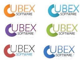 nº 5 pour Design a Logo for Cubex Software par RafiaUmer9210