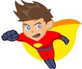 Bài tham dự #17 về Graphic Design cho cuộc thi Design an awesome vector logo for a superhero character -