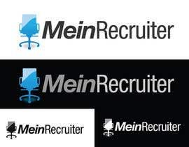 Nro 7 kilpailuun Design eines Logos for a Recruiting Web App käyttäjältä zaldslim