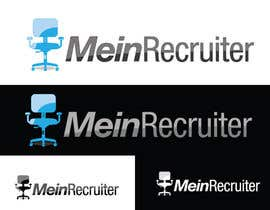 #11 para Design eines Logos for a Recruiting Web App por zaldslim