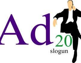 #4 para Design a Logo for Ad20 por Nayanrami