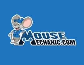 #50 para Design a Logo for Mouse Mechanic por aguirre2118