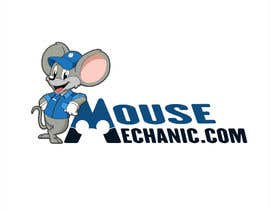 #54 para Design a Logo for Mouse Mechanic por aguirre2118