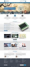 abcdNd tarafından Design a Website Front Page için no 15