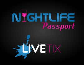 #17 cho Design a Logo for Nightlife Passport & LiveTix.net bởi VEEGRAPHICS